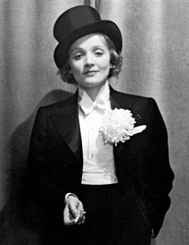 Marlene Dietrich, Foreign Press Ball, Berlin, Germany, 1929 Gelatin Silver print
