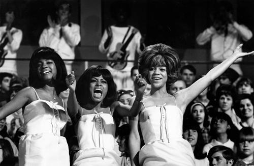 The Supremes, New York Gelatin Silver print