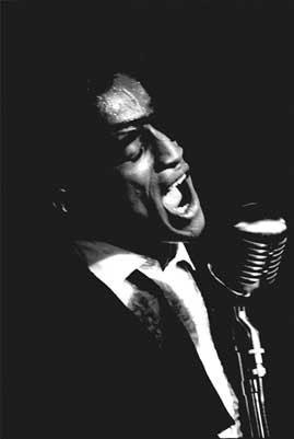 Sammy Davis Jr.'s comeback , Copa Cabana, New York, 1955<br/>