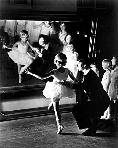 First Lesson at Treumpy Ballet School, Berlin - Time, Inc. Gelatin Silver print