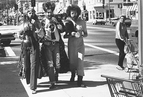Gay Liberation, Hollywood, 1971<br/>