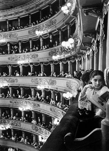 Premier at La Scala, Milan, 1933 (Life Magazine/Time Warner Inc.) Gelatin Silver print