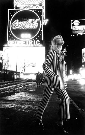 Nico in Times Square, 1964<br/>