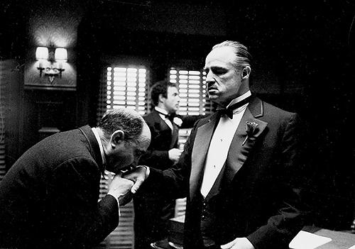Homage, The Godfather, 1971 Gelatin Silver print