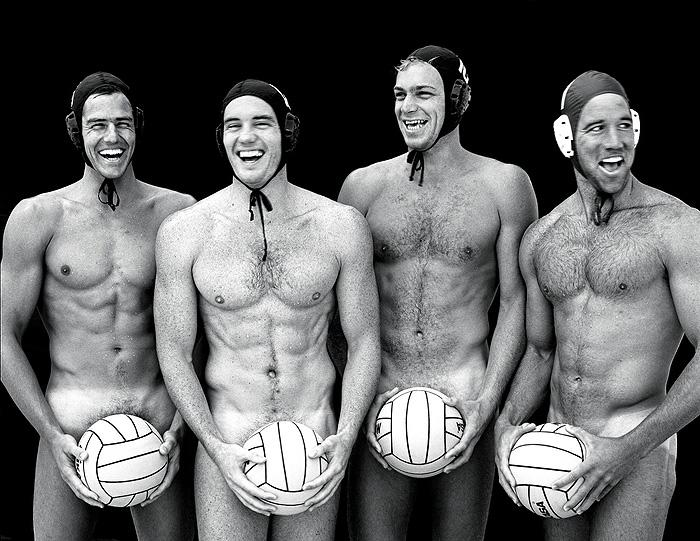 Water Polo Boys, 1996 Archival Pigment Print