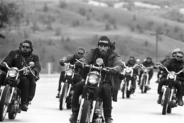 Hells Angels, Los Angeles, 1965<br/>