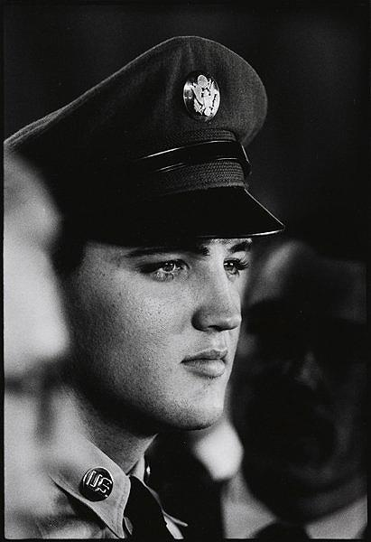 Private Elvis Presley, 1958<br/>