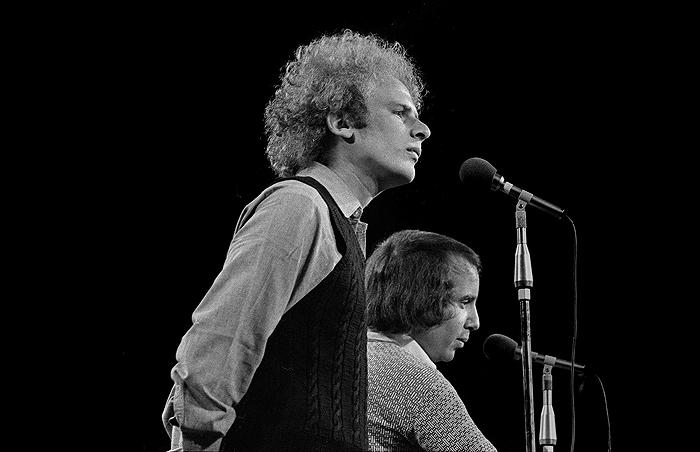 Simon and Garfunkel<br/>