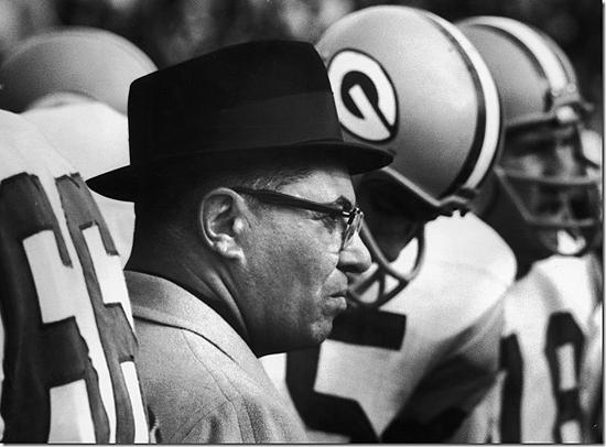 George Silk - Green Bay Packers Head coach Vince Lombardi, 1962 Vintage Gelatin Silver Print