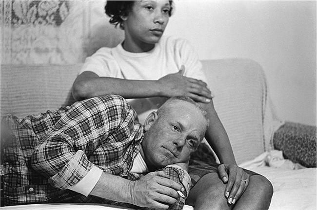 Mildred and Richard Loving, 1965 Archival Pigment Print
