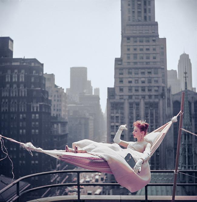 Gwen Verdon, New York City, NY, 1953<br/>