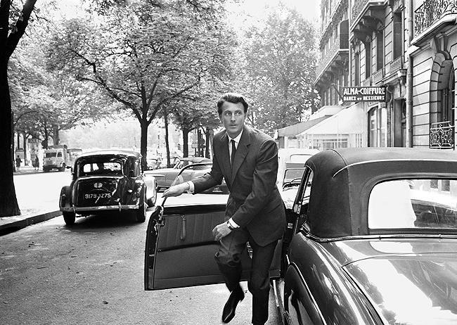 Givenchy, Paris, France, 1961<br/>