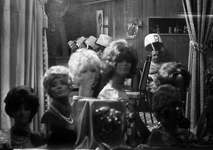 All Night Beauty Shop, 1959<br/>