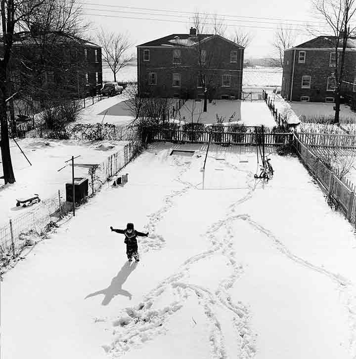 Harmony in Snow, 1955<br/>
