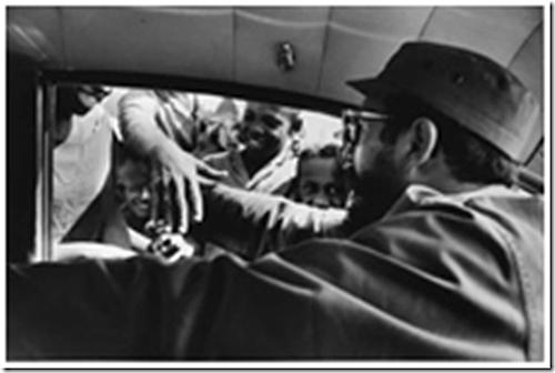 Fidel Castro, Hometown Greetings, 1959<br/>