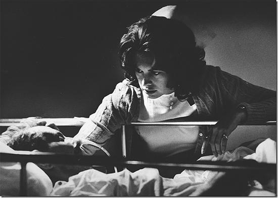 Coma and Compassion, Nurse Judy Strickland, New York, 1971<br/>