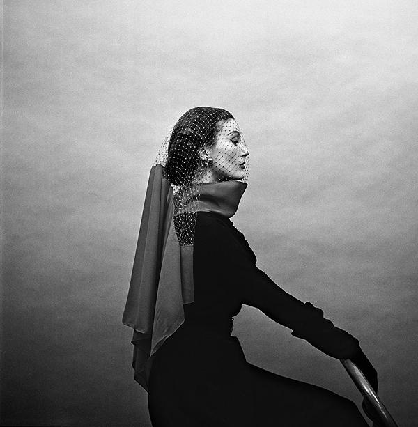 Mary Jane Russell,  for FLAIR, New York, 1951<br/>