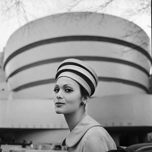 Guggenheim Hat, New York, 1960<br/>