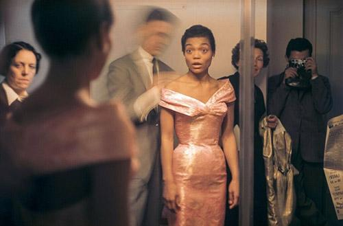 Eartha Kitt and Givenchy, Paris, France 1961<br/>
