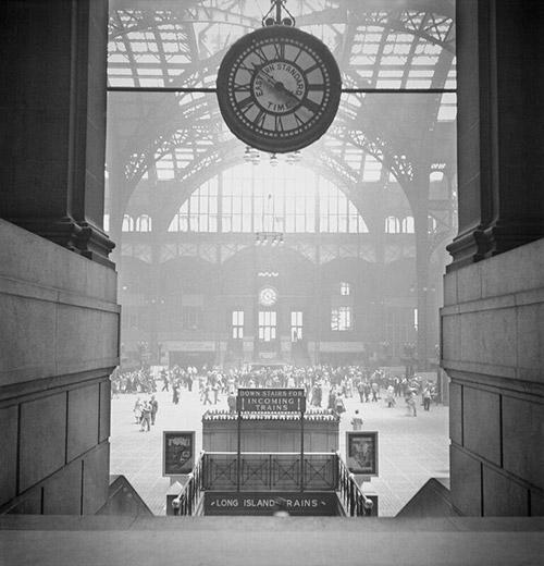 Pennsylvania Station, New York, 1948<br/>