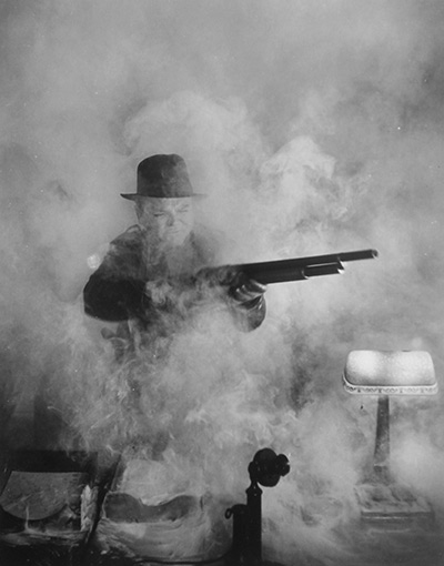 James Cagney, White Heat, Los Angeles, 1949