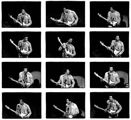 Jimi Hendrix (Multi) at Fillmore East, December 31, 1969<br/>