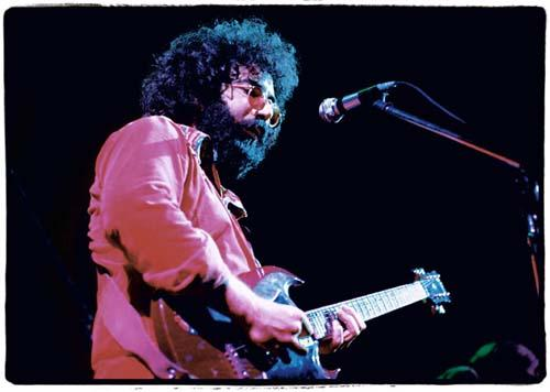 Jerry Garcia at Fillmore East, September 27, 1969<br/>