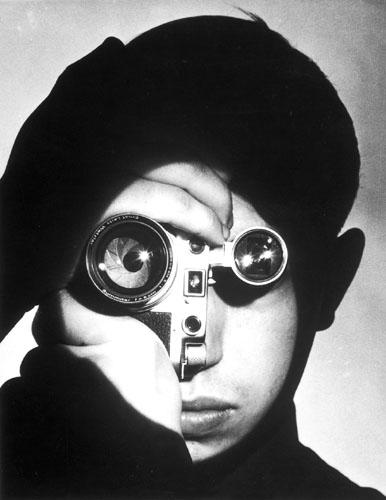 The Photojournalist, 1955 Gelatin Silver print
