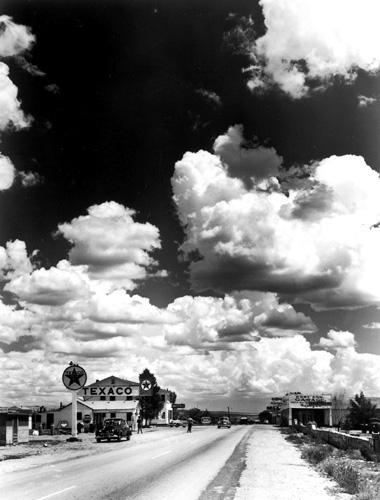 Route 66, Arizona, 1953 Archival Pigment Print