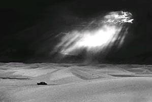 White Sands, New Mexico, 1952<br/>
