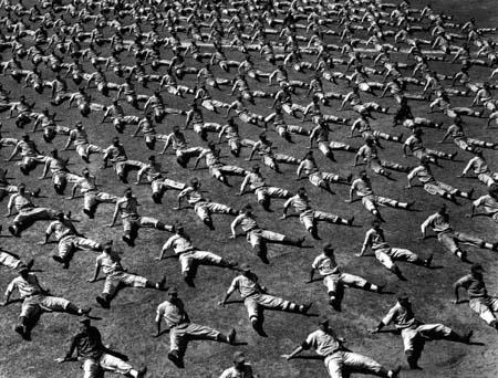 Brooklyn Dodger Rookies Train At Vero Beach, Florida, 1948 Gelatin Silver print