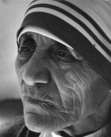 Mother Teresa, India,1978<br/>