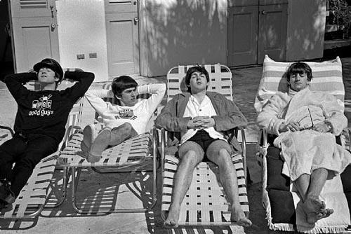 The Beatles, Miami, 1964<br/>