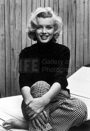Marilyn Monroe, Hollywood, 1953 Gelatin Silver print
