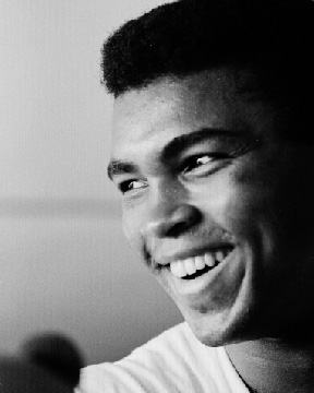 Cassius Clay, Miami, 1964