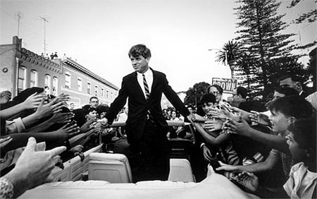 Robert F. Kennedy Campaign, California, 1966