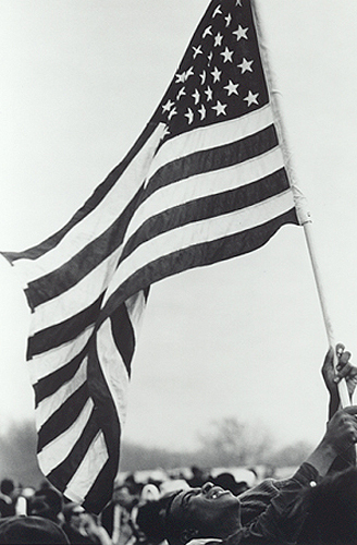 Flag, Selma March, 1965